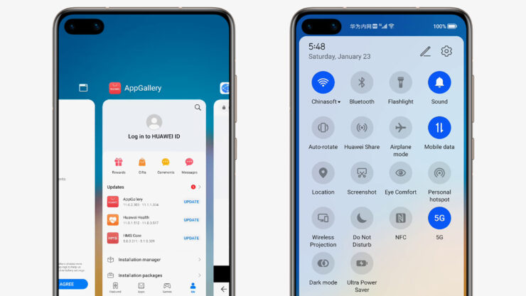 Harmony OS by Huawei is Just Android 10 Once You Scratch the Surface