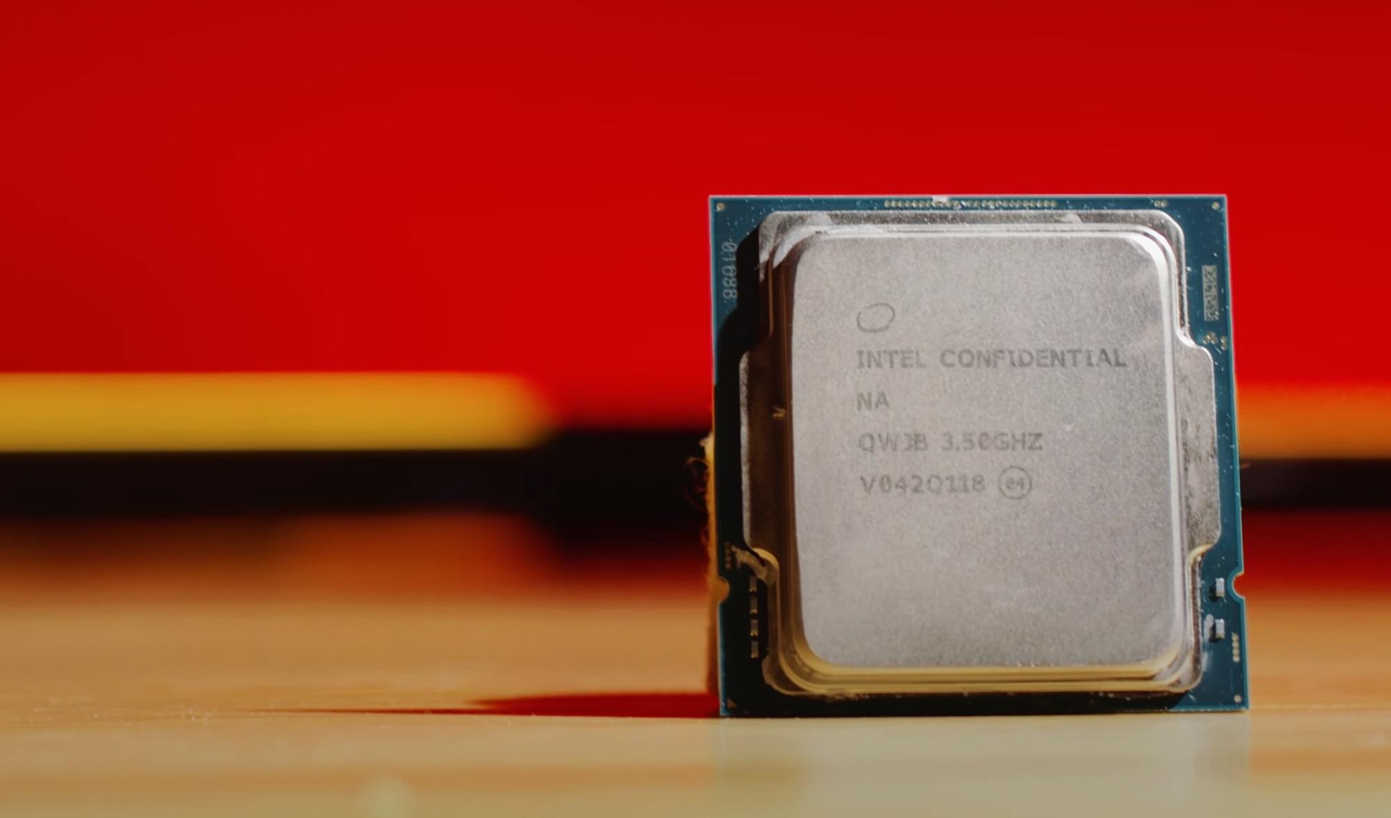 Intel Core i9-11900K Rocket Lake Desktop CPU Juga Diuji Terhadap AMD Ryzen 7 5700G & Ryzen 7 5800X