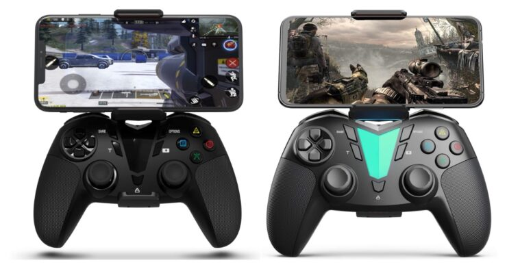 List of the best wireless MFi certified game controllers for iPhone 12 lineup