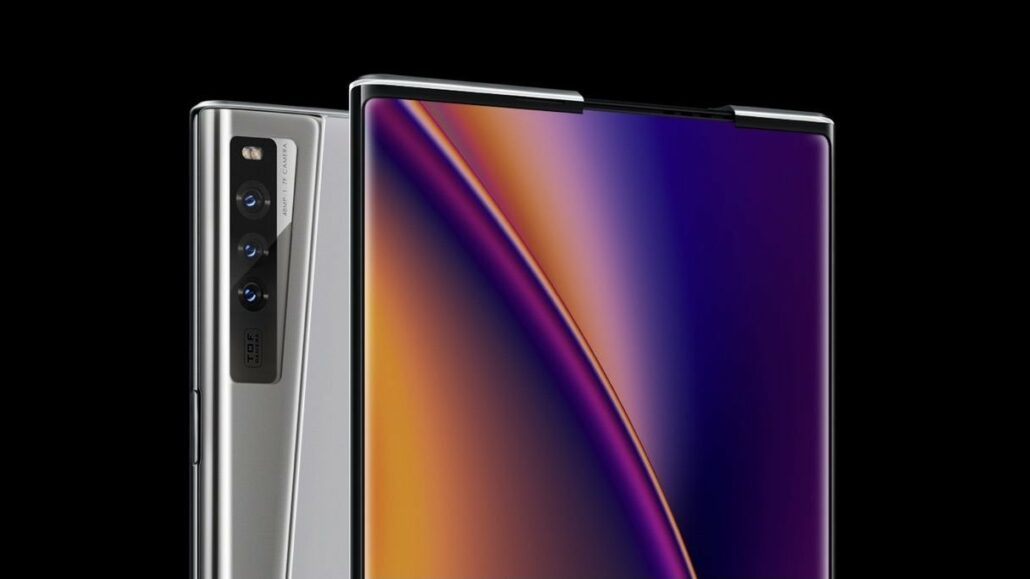 Oppo X 2021 is One of the First Scrollable Smartphones and It Looks Amazing