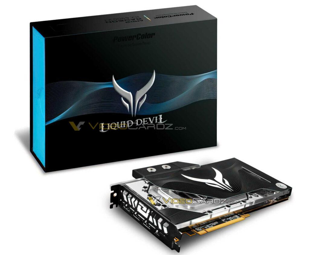 PowerColor Radeon RX 6900 XT Liquid Devil Graphics Card Leaks Out, Feature EK Water Block & Custom PCB Design