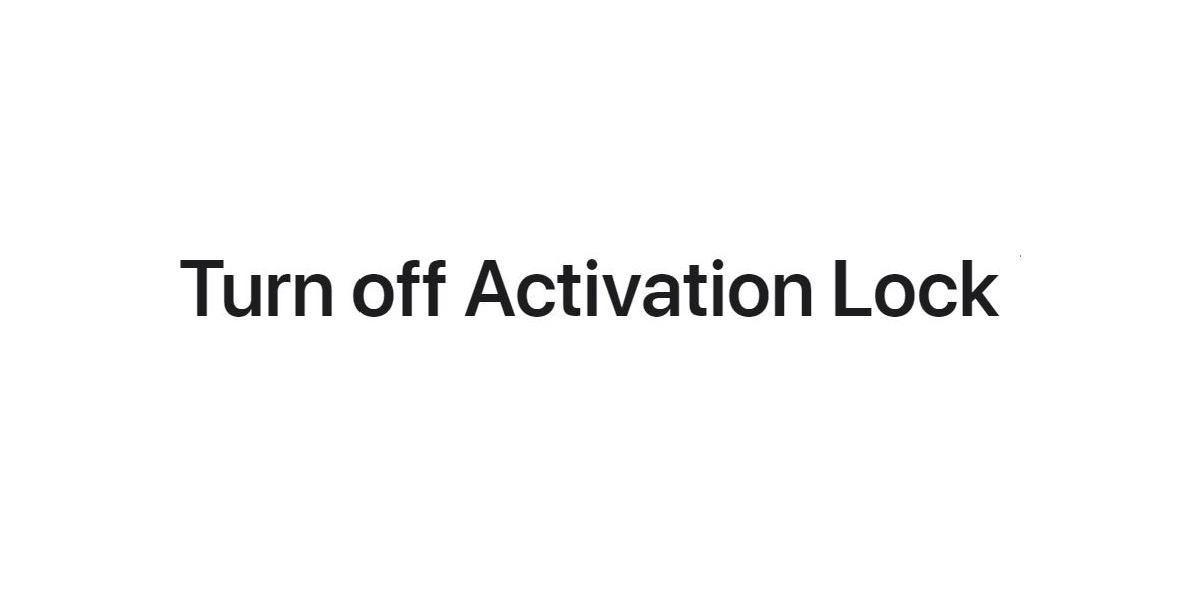 Remove Activation Lock on iPhone and iPad