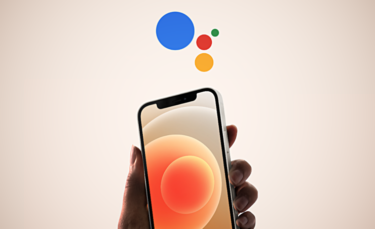 Replace Apple Siri with Google Assistant on iPhone and iPad