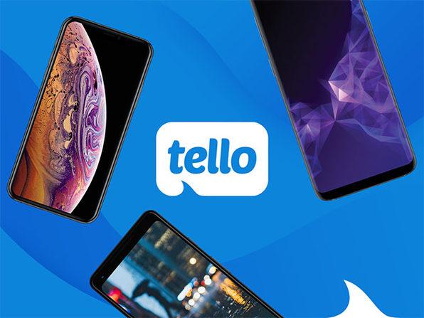 Tello Value Prepaid 6-Month Plan Unlimited Talk/Text + 2GB LTE Data