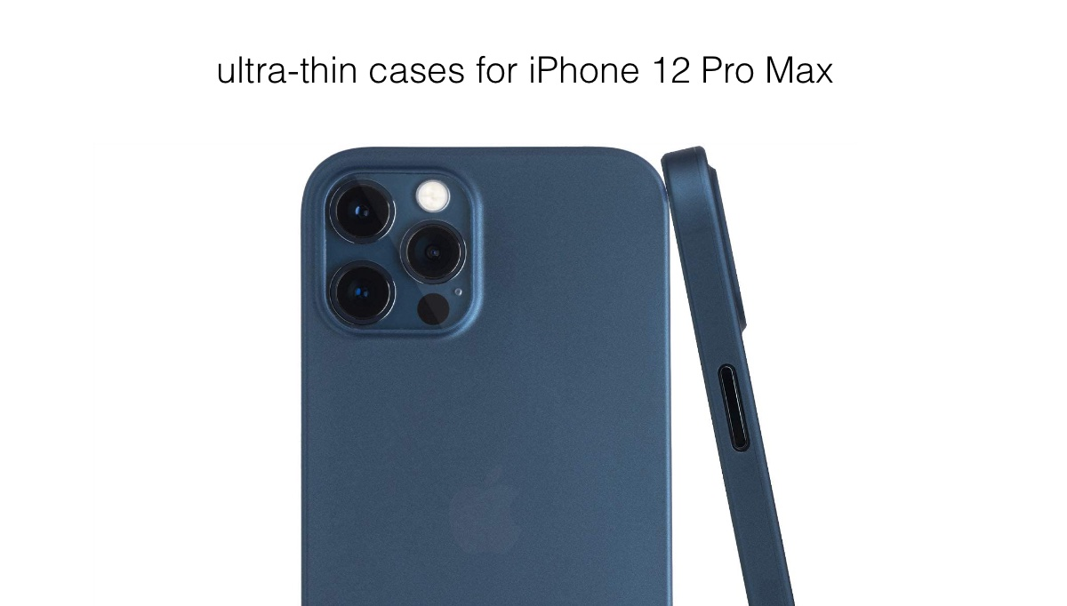 These are the best ultra-thin cases for iPhone 12 Pro Max