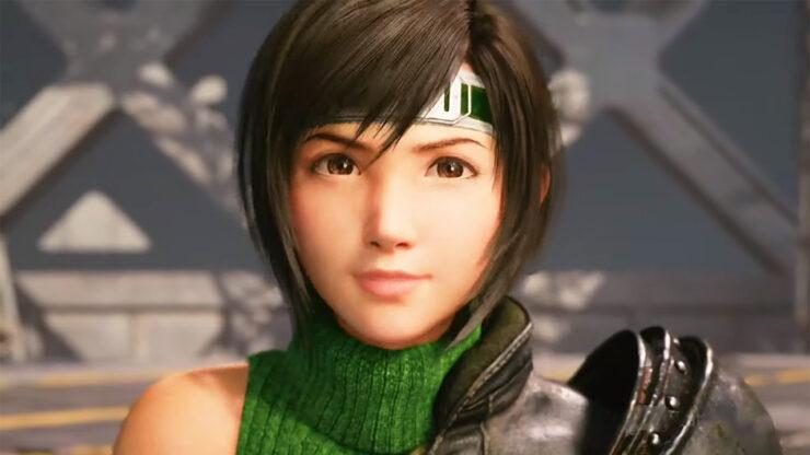 Final Fantasy VII Remake Intergrade