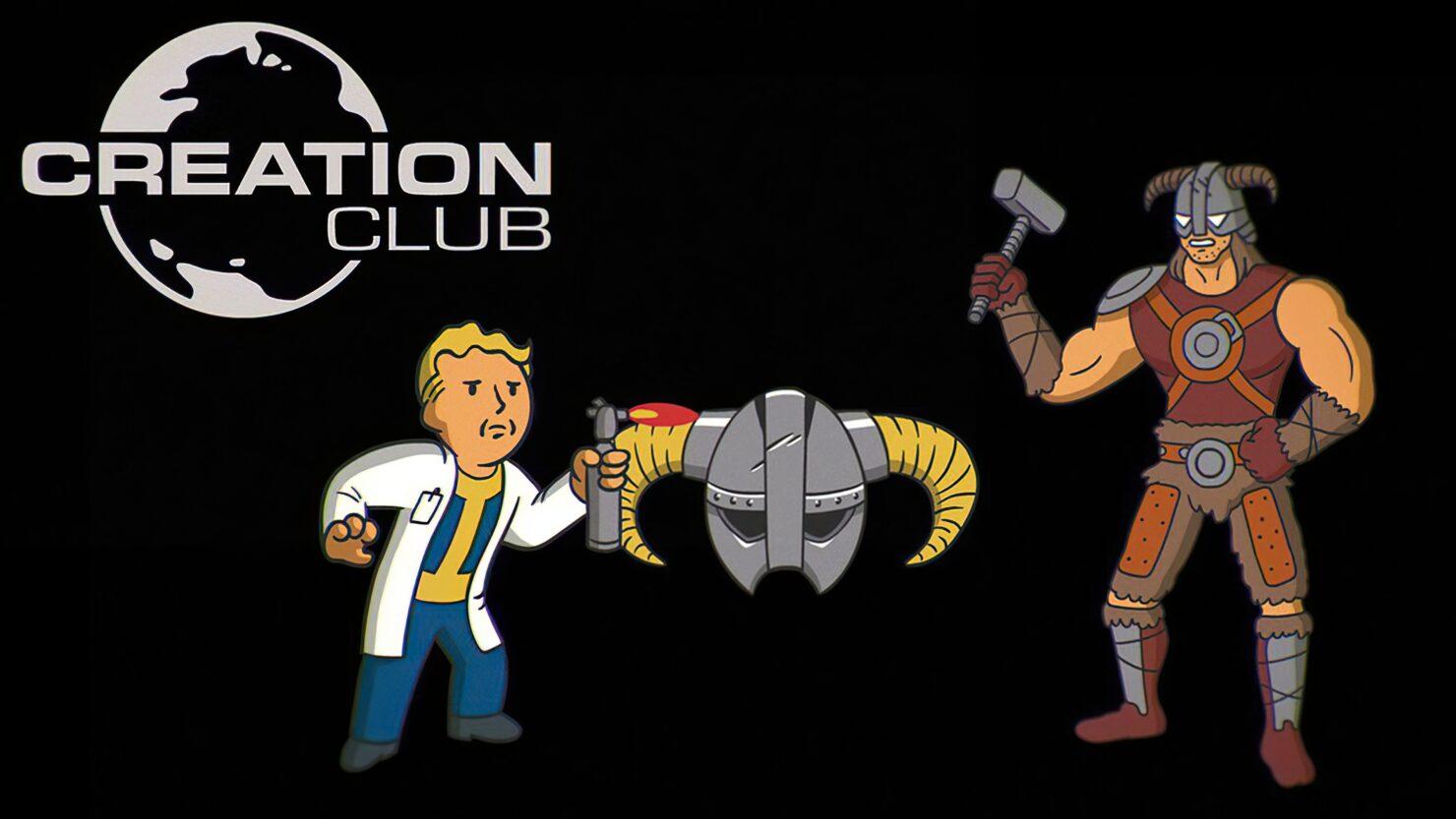 Fallout 4 Creation Club