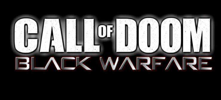 call of doom black warfare mod