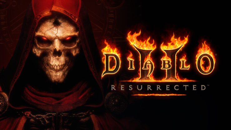 Diablo II revived PC specifications