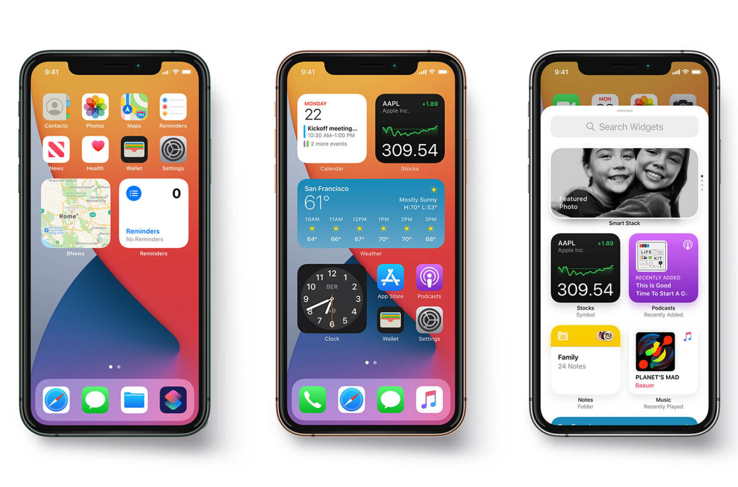 The iPhone Settings App Gets a Tremendous Makeover in Its UI in the Latest Concept