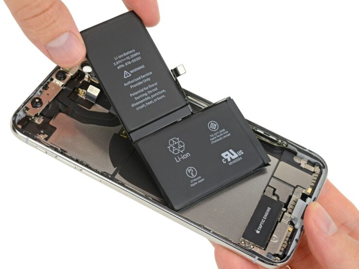 Apple Working With U.S. Authorities on New Battery Coatings That Will Help Improve the Cells' Performance