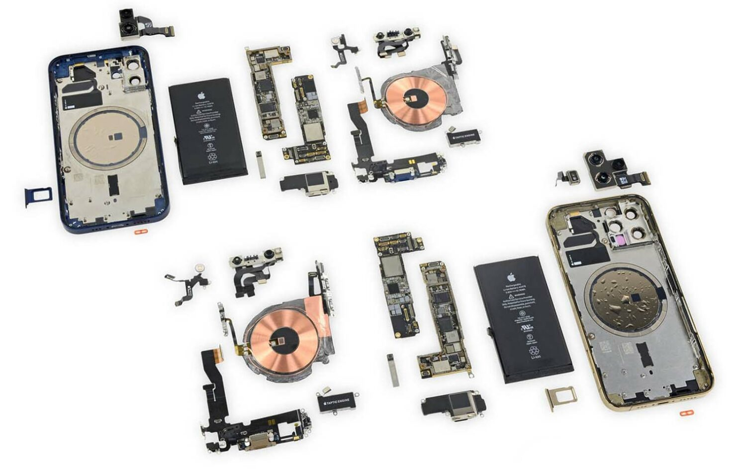 Some iPhone 12, iPhone 12 mini Parts Can Now Be Serviced Without Replacing the Entire Device