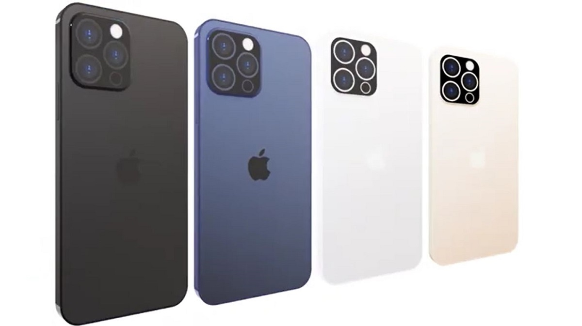 iPhone 13 Pro Concept Video