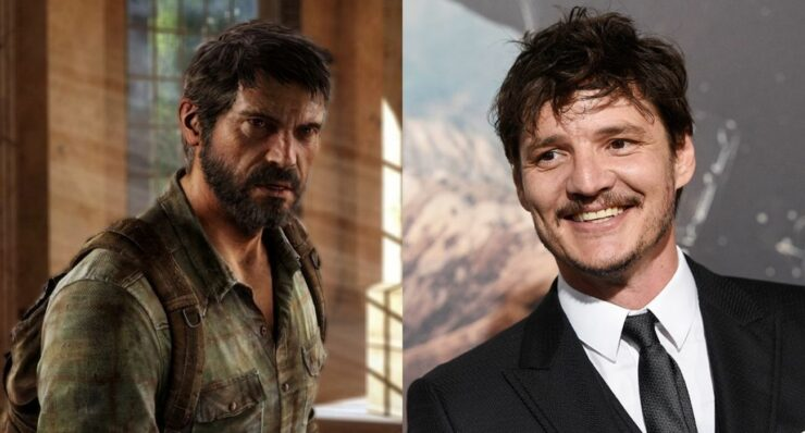 pedro pascal hbo the last of us ellie joel