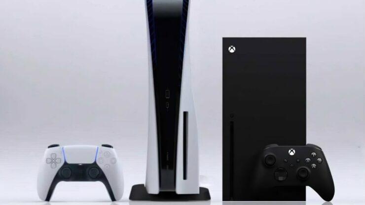 Next-Gen console sales