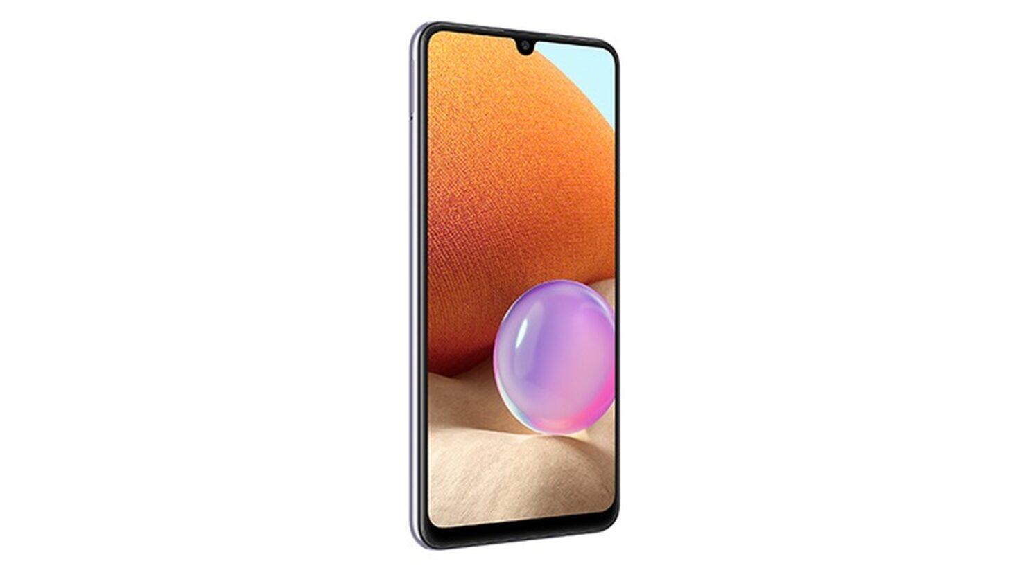 Galaxy A32 4G Brings 90Hz Display, AMOLED Panel, In-Display Fingerprint Reader and More