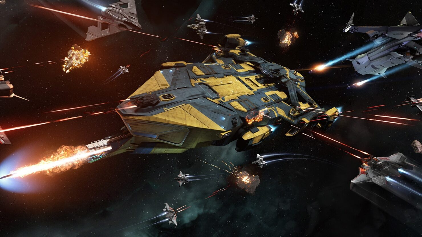 Star Citizen Free Fly