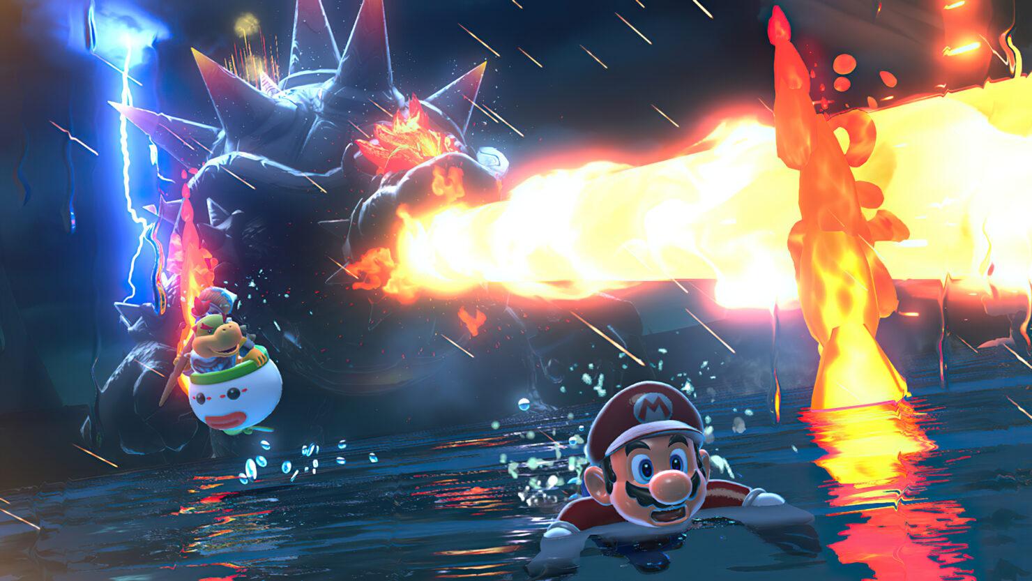 Super Mario 3D World + Bowser's Fury Update 1.1.0