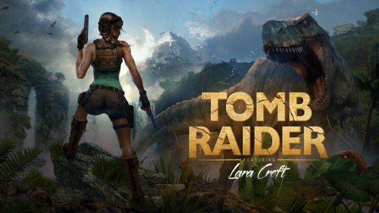 Tomb Raider Box Art Reimagined