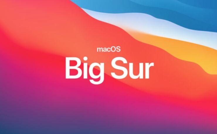 macOS Big Sur 11.3 public beta