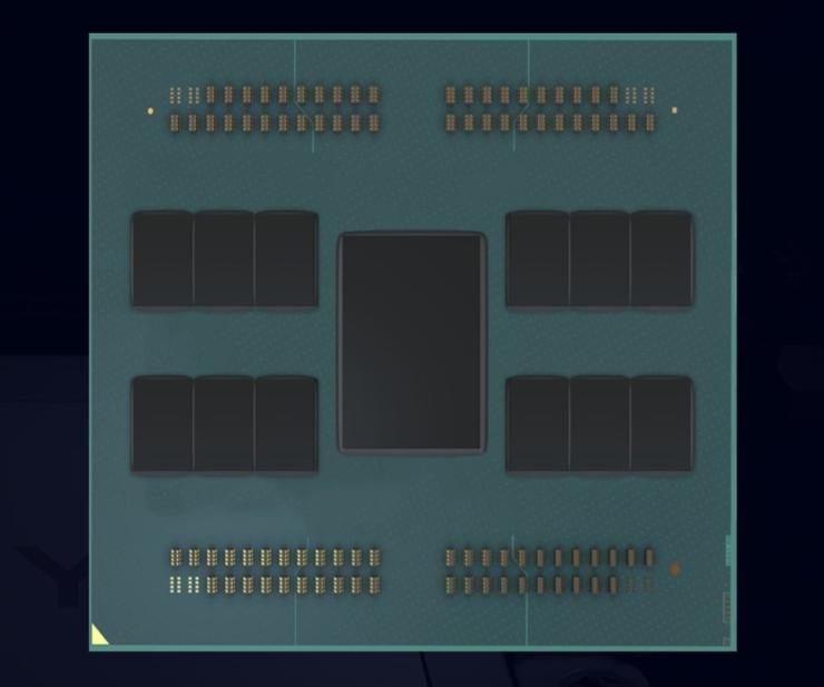 AMD 5nm Zen 4 EPYC Bergamo & 7nm Zen 3 Monet APUs Detailed - Up To 128 Core Server Chip & Entry-Level Quad-Core Solution For Mobility