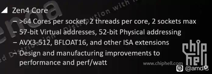 AMD EPYC Genoa Zen 4 CPUs Rumored To Feature AVX3-512 & BFLOAT16 Instruction Sets, Firing Back at Intel Xeons