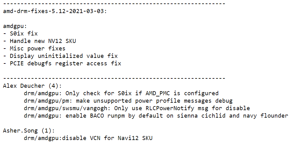 AMD RDNA Crypto Mining Graphics Cards Navi 12 & Navi 10 _1