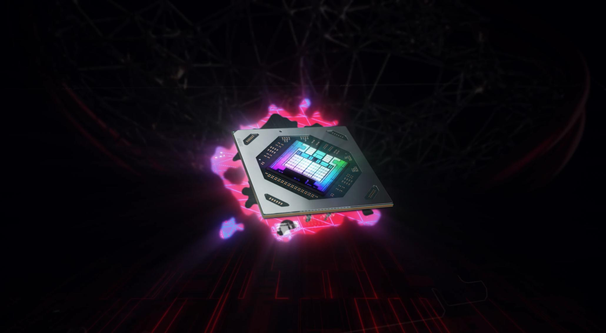 AMD Radeon RX 6600M & Radeon Pro W6600M RDNA 2 Chips Akan Menampilkan Navi 23 GPU