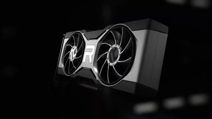 AMD Navi 23 GPU Powered Radeon RX 6600 XT With 2048 & RX 6600 With 1792 Cores, Alleges Rumor