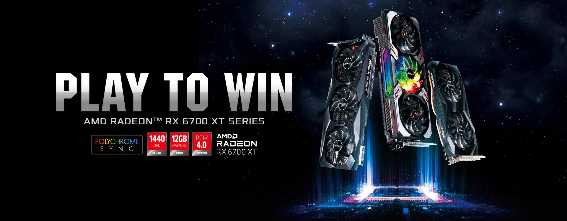 ASRock Memperkenalkan Varian Custom dari AMD Radeon RX 6700 XT