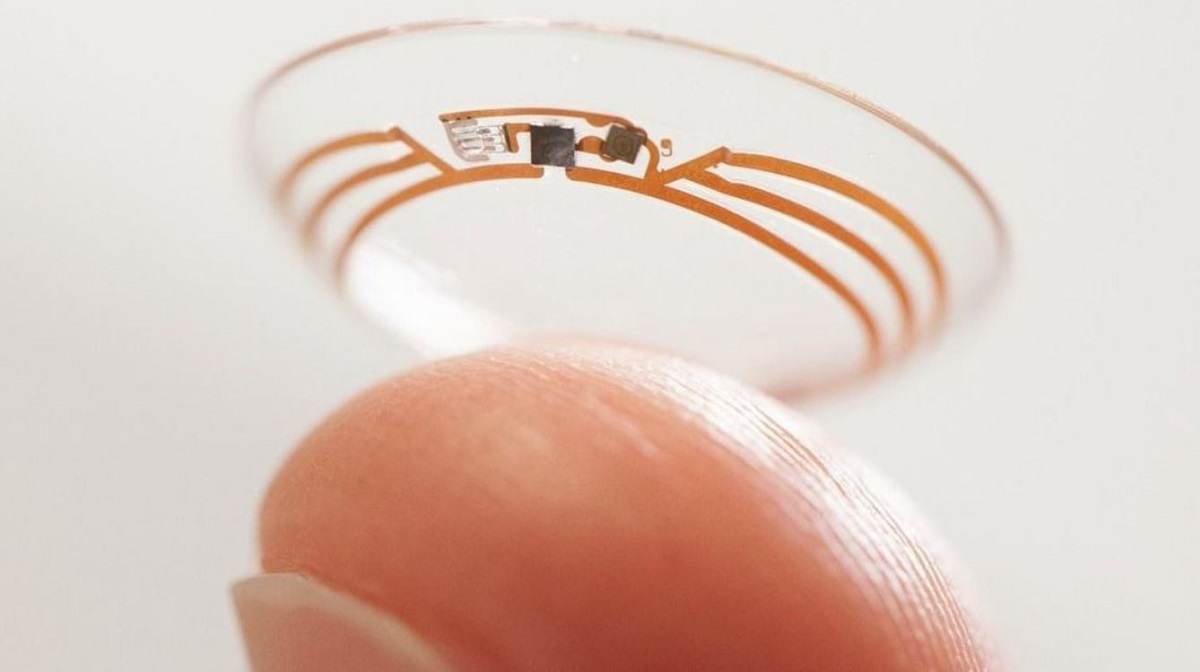 Apple AR Contact Lenses release