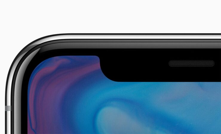 Apple Patent iPhone Notch Face ID and Touch ID