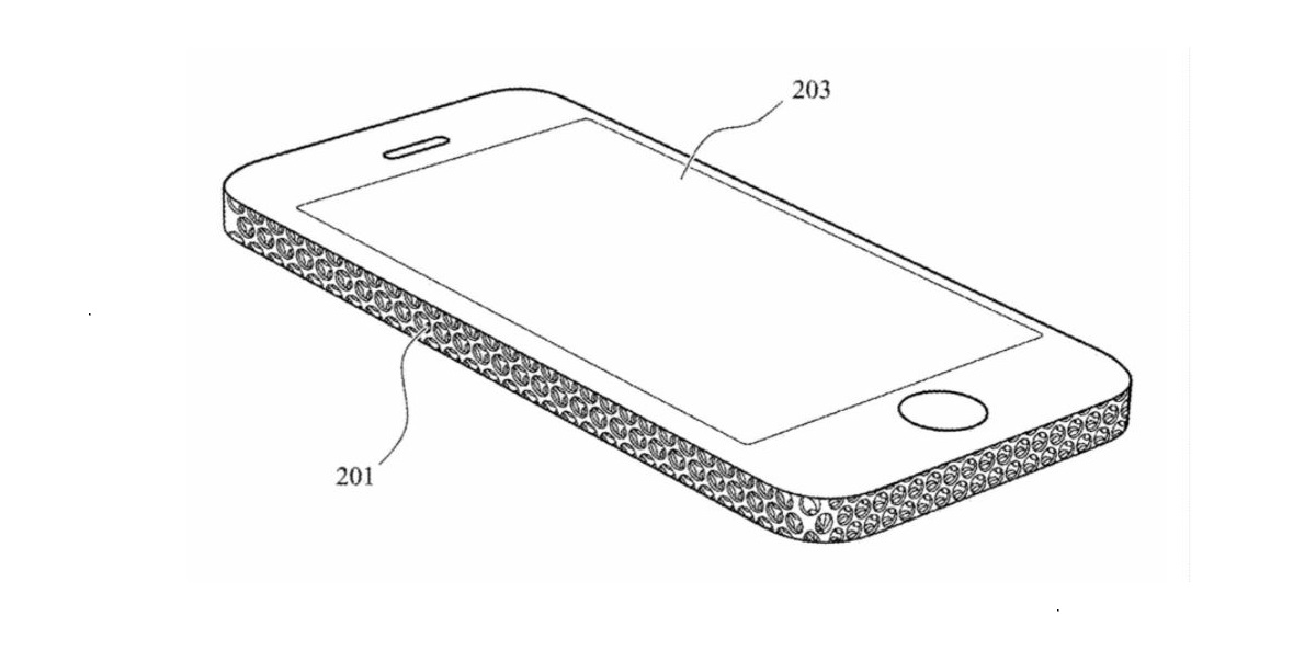 Apple Patents Mac Pro Cheese Grater Design for iPhone
