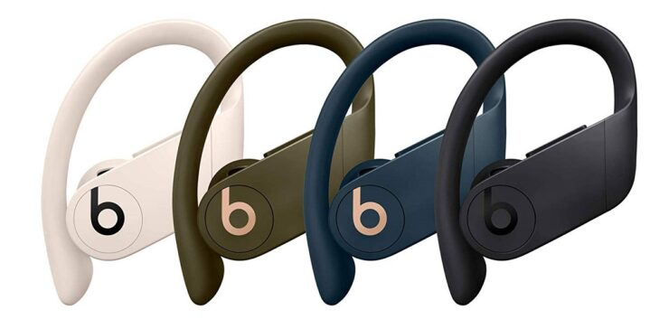 Apple Beats Powerbeats Pro Find My Support in iOS 14.5