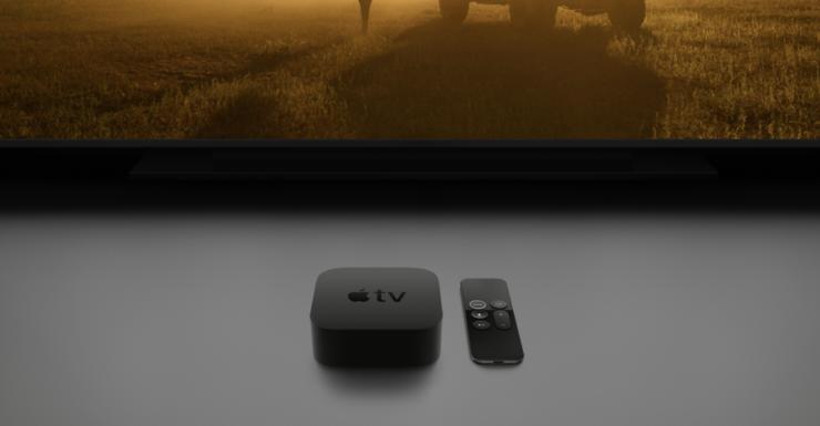 YouTube on third-generation Apple TV