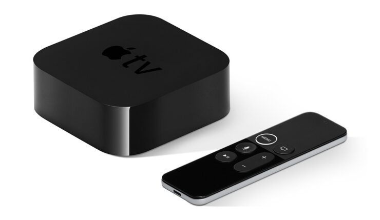 New Apple TV Remote Image Leaks Out; Shows New Color, With a Navigation Wheel, and More