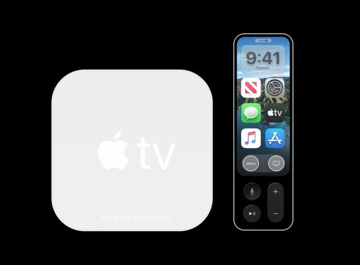 Apple TV Remote