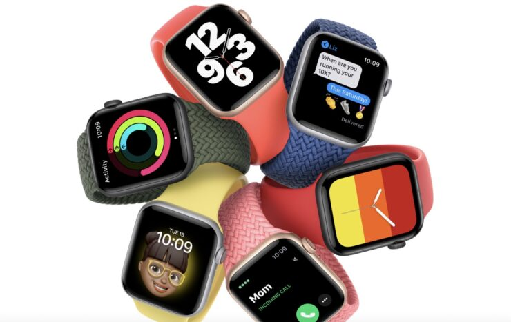 Apple Watch SE available from just $259 today