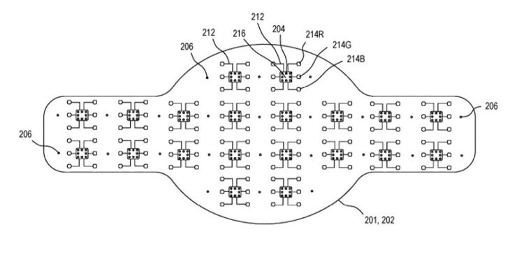 Apple Patent shows a flexible Apple Watch with a Wrap-Around Display