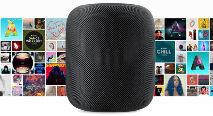 Change Siri's Volume on HomePod mini