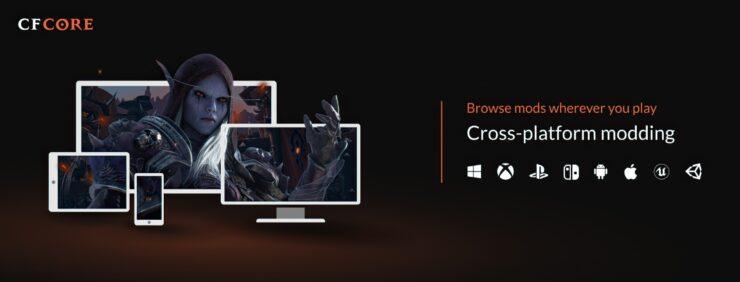 CurseForge Core
