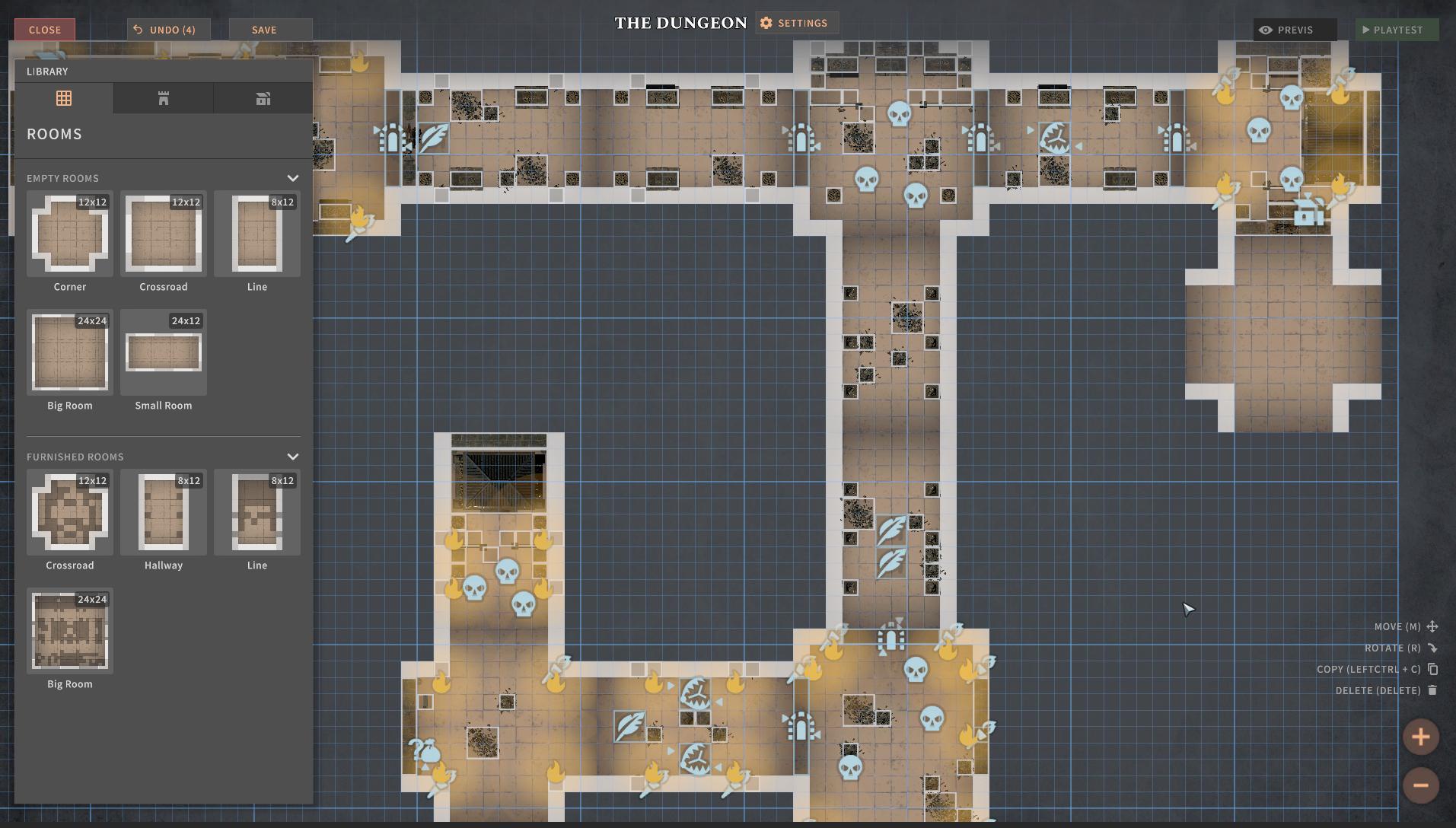DungeonMaker1   RPG Jeuxvidéo