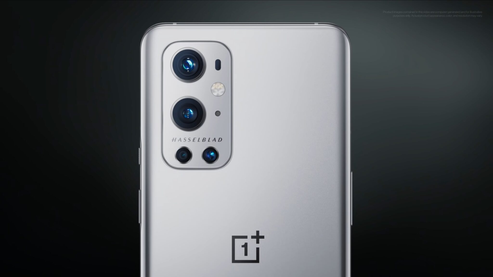 OnePlus 9 Shown Off in the Official Camera Teaser
