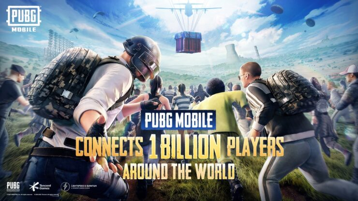 PUBG Mobile Has Crossed 1 Billion Downloads on iPhone and Android