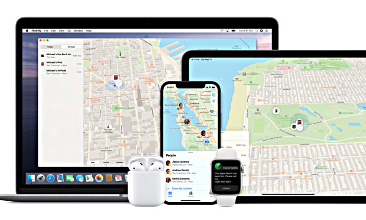 Find iPhone or iPad using Siri or HomePod