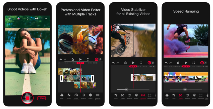 Focos Live updated with new features on App Store