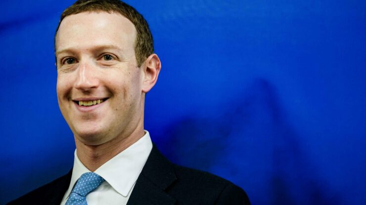 Mark Zuckerberg Claims Facebook Will be in a Stronger Position Thanks to Apple's Privacy Focus