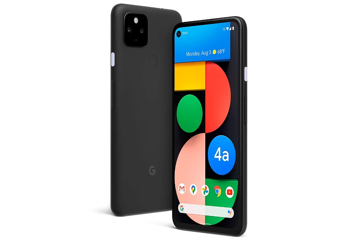 Google Pixel 4a 5G available fully unlocked for $449