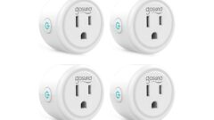4-pack of Wi-Fi smart plugs available for just $11