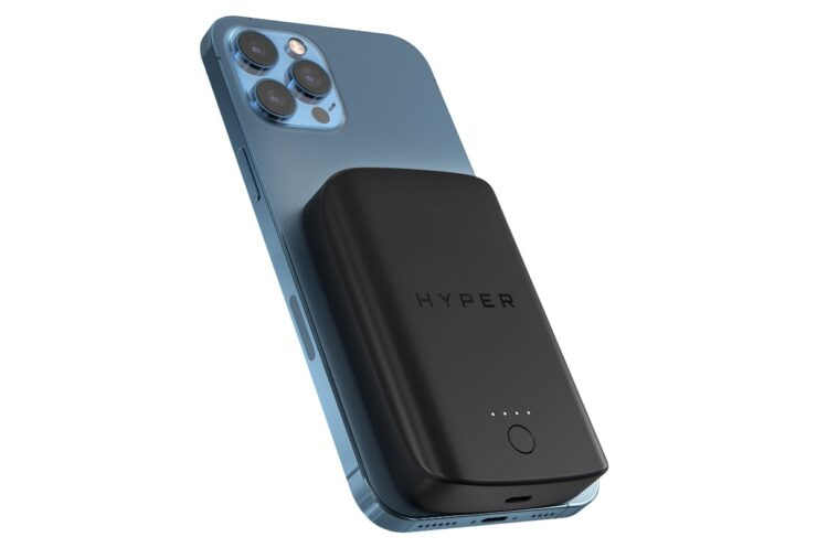 Hyper MagSafe power bank now available for iPhone 12